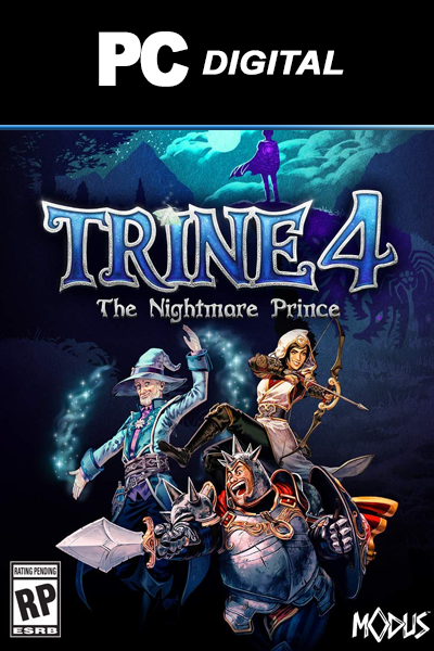 Trine 4: The Nightmare Prince PC