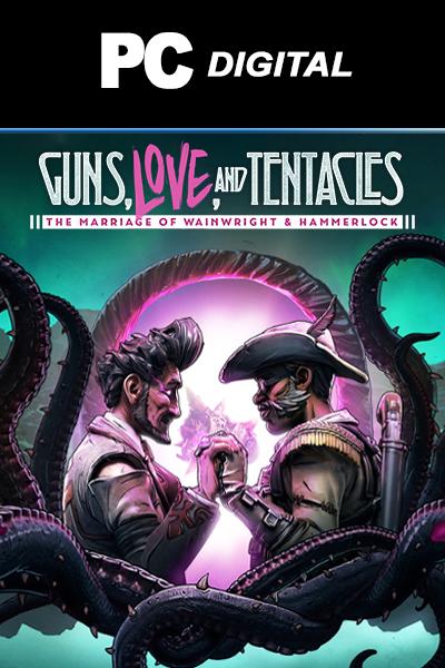 Borderlands 3: Guns, Love and Tentacles Epic store DLC PC