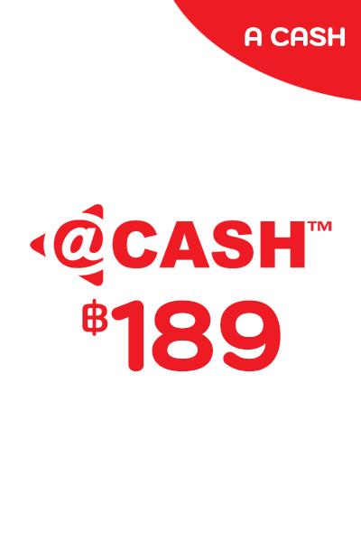 @Cash 189 THB