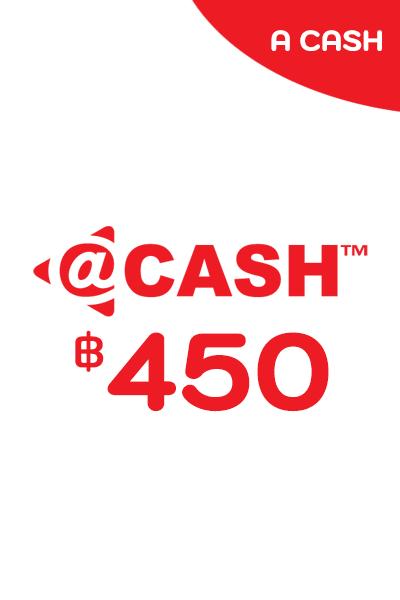 @Cash 450 THB