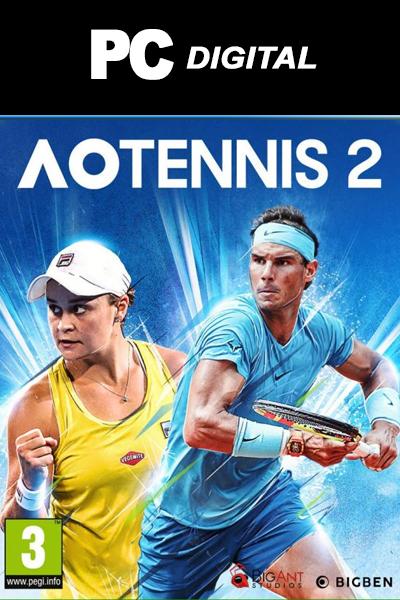 AO Tennis 2 PC