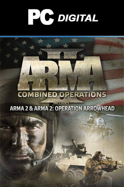 Arma 2: Combined Operations PC