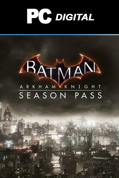 Batman: Arkham Knight Season Pass DLC PC