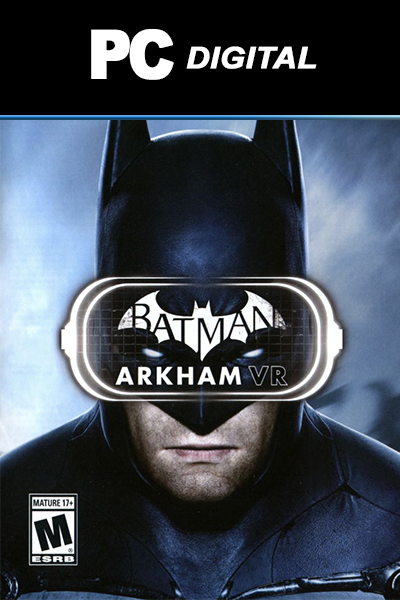 Batman: Arkham [VR] PC