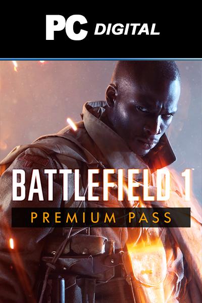 Battlefield 1 Premium Pass DLC PC