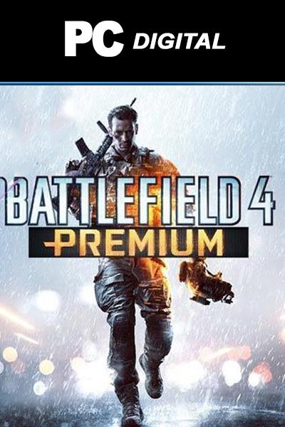 Battlefield 4 Premium DLC PC