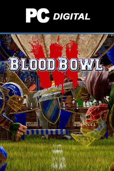 Pre-order: Blood Bowl 3 PC EU (10/08)