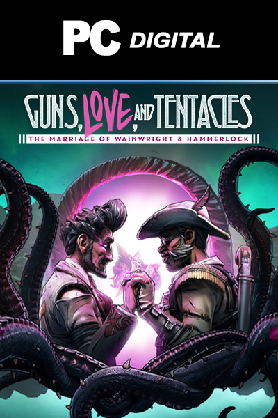 Borderlands 3: Guns, Love and Tentacles Epic store DLC PC