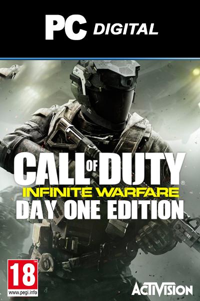 Call of Duty: Infinite Warfare Day One Edition PC
