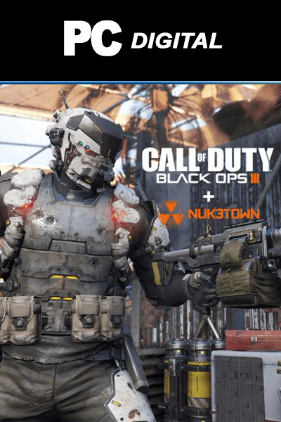 Call of Duty: Black Ops III + NUK3TOWN PC