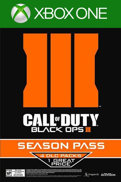 Call of Duty: Black Ops III - Season Pass DLC Xbox One