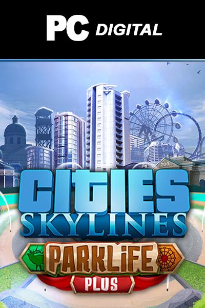 Cities: Skyline - Parklife Plus DLC PC