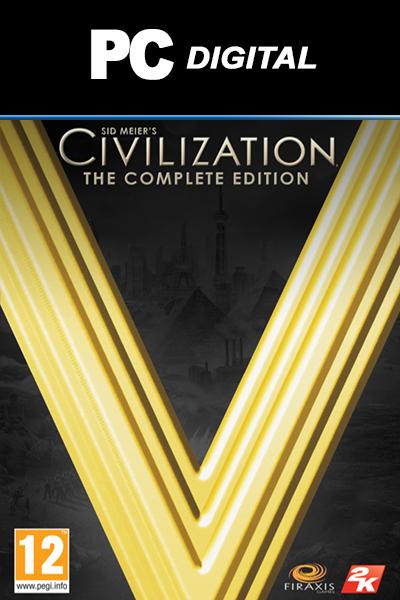 Civilization V: Complete Edition PC