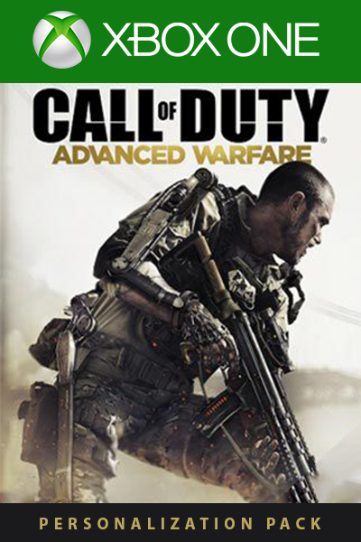 COD: Advanced Warfare - Personalization Pack DLC Xbox One