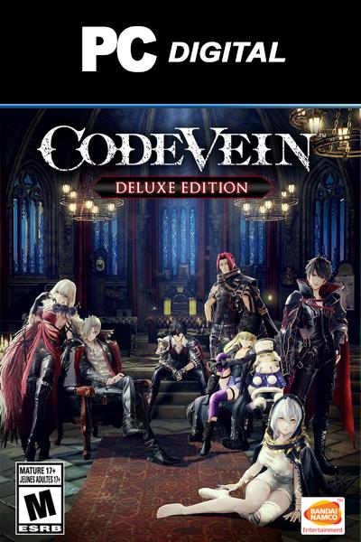 Code Vein Deluxe Edition PC