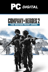 Company of Heroes 2: The Western Front Armies - US Forces DLC PC