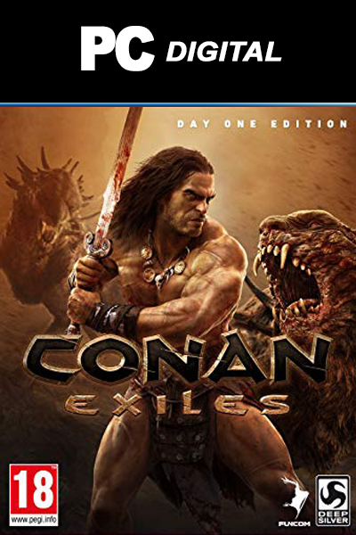 Conan Exiles - Day One Edition PC