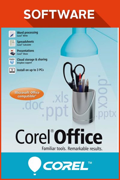 Corel Office v5.0
