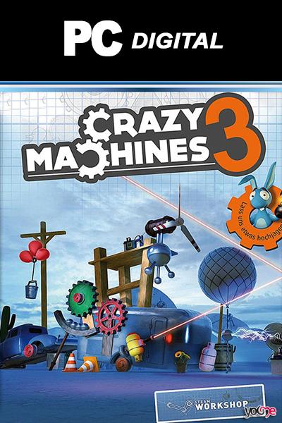 Crazy Machines 3 PC