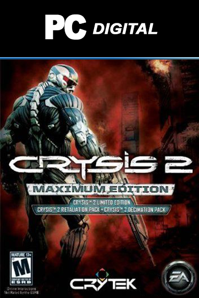 Crysis 2 Maximum Edition PC