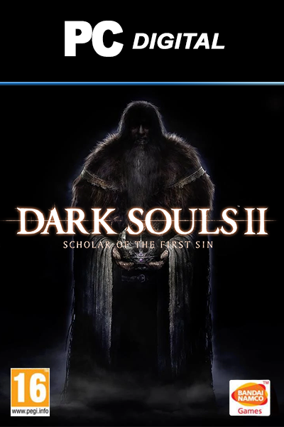 Dark Souls 2: Scholar of the First Sin PC