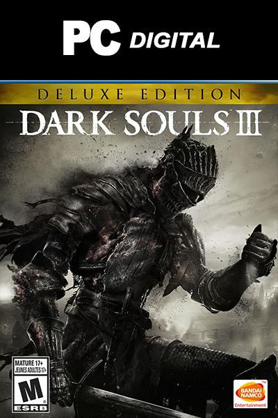 Dark Souls III Deluxe Edition PC