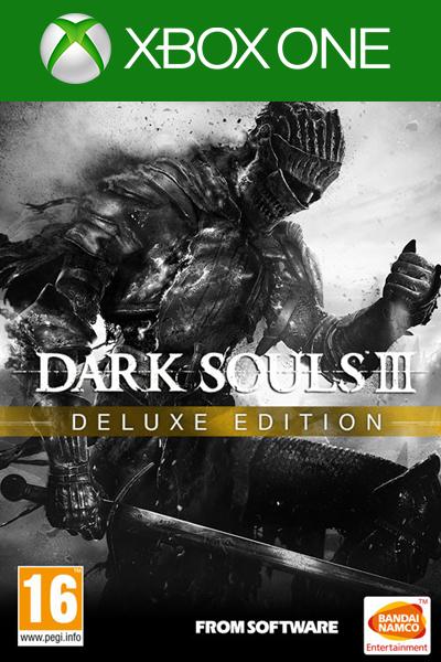 Dark Souls III Deluxe Edition Xbox One