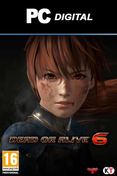 Dead or Alive 6 PC
