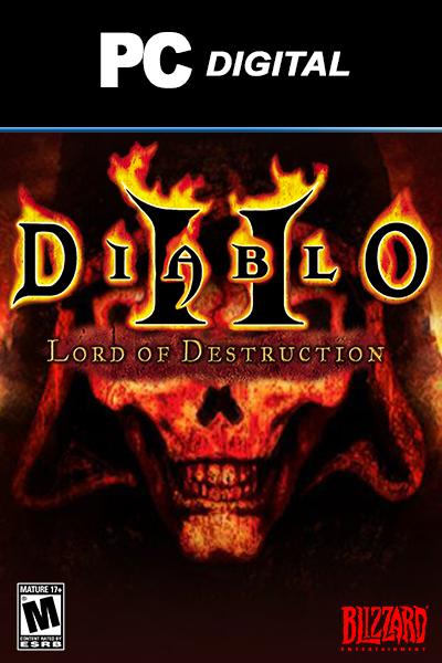 Diablo 2: Lord of Destruction DLC PC