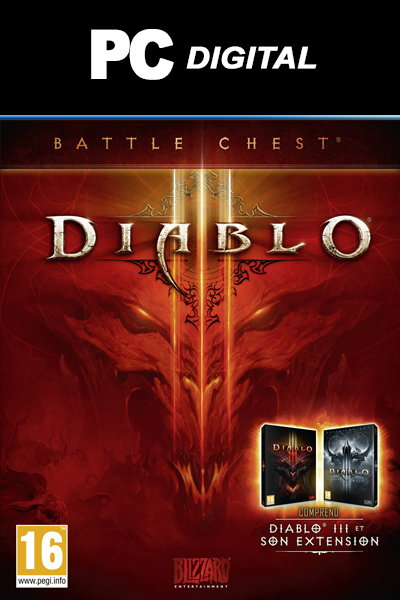 Diablo 3 Battlechest PC