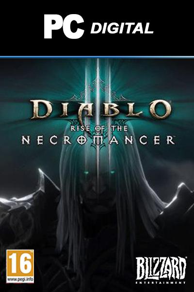Diablo 3: Rise of the Necromancer Pack DLC PC
