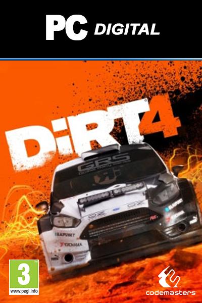 DiRT 4 PC