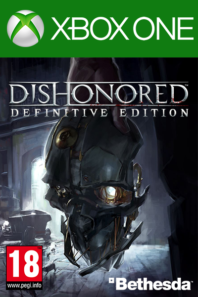 Dishonored - Definitive Edition Xbox One