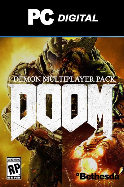 DOOM + Demon Multiplayer Pack PC