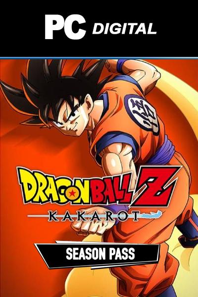 Dragon Ball Z: Kakarot Season Pass DLC PC