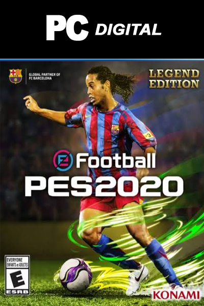 eFootball PES 2020 Legend Edition PC