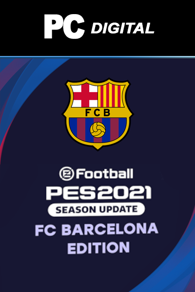 eFootball PES 2021 Season Update: FC Barcelona Edition PC