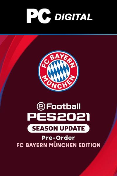 eFootball PES 2021 Season Update: FC Bayern München Edition PC
