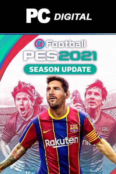 eFootball PES 2021 Season Update PC
