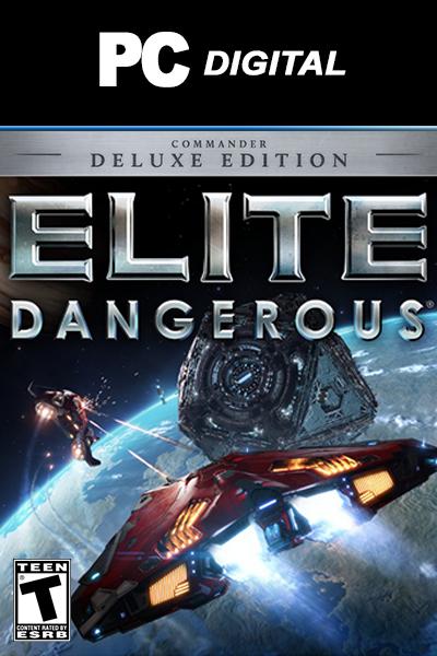 Elite Dangerous: Commander Deluxe Edition PC