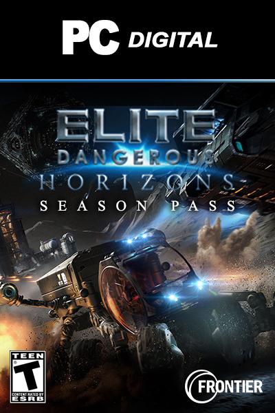 Elite Dangerous: Horizons Season Pass DLC PC