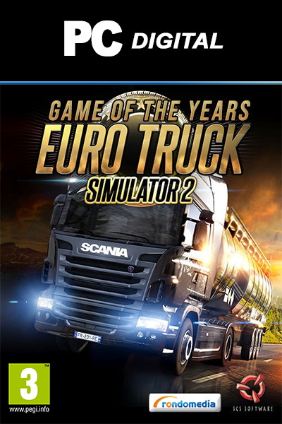 Euro Truck Simulator 2 GOTY PC