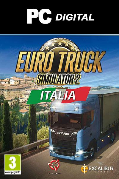 Euro Truck Simulator 2 - Italia DLC PC