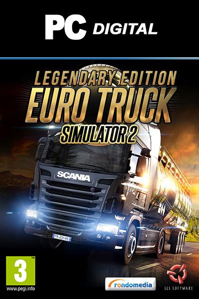 Euro Truck Simulator 2 Legendary Edition PC