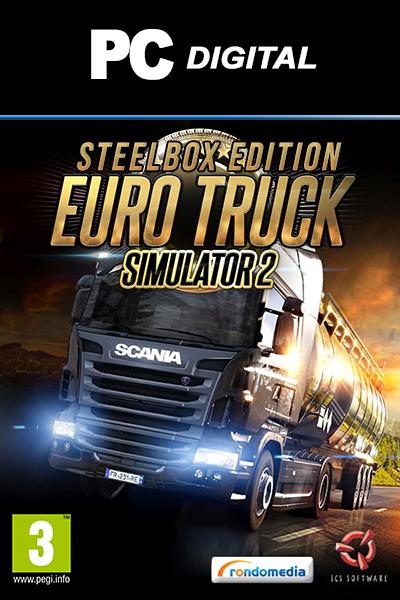 Euro Truck Simulator 2 Steelbox Edition PC