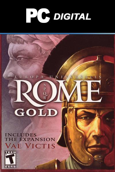 Europa Universalis: Rome Gold PC