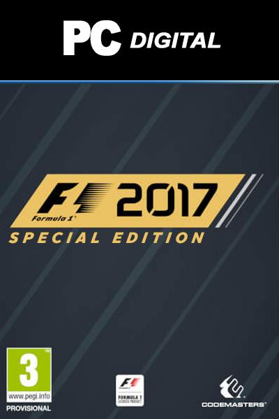 F1 2017 Special Edition PC + DLC