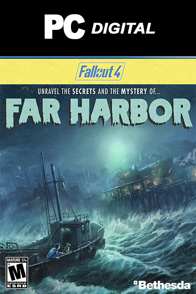 Fallout 4 Far Harbor DLC PC