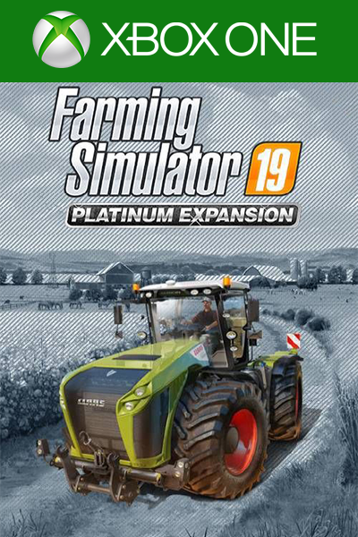Farming Simulator 19 Platinum Expansion DLC Xbox One