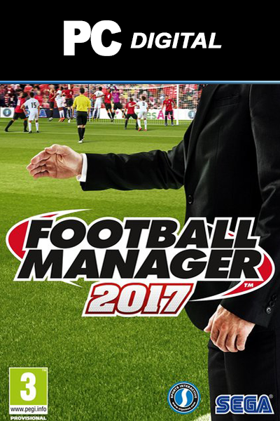 Football Manager 2017 Standard Edition PC